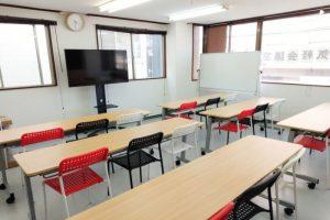 【お気軽会議室】鹿児島中央駅西口近く、リモートワーク、テレワークに最適な貸会議室です
